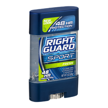 Right Guard Sport Clear Gel Antiperspirant & Deodorant Fresh