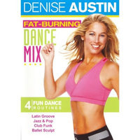 Denise Austin: Fat Burning Dance Mix Dvd