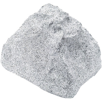 Tic Corporation TIC CORPORATION TFS6WG 8in 200-Watt Outdoor Rock Speaker White Granite