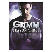 Grimm: Season Three (5 Discs) (Widescreen) (DVD)
