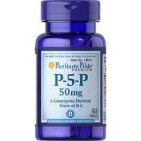 Puritan's Pride P-5-P 50 mg-50 Tablets