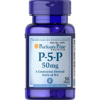 Puritan's Pride P-5-P 50 mg-50 Tablets
