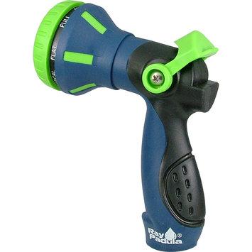 Commerce Llc Ray Padula Thumb Control 8 Pattern Ergo Hose Nozzle - COMMERCE LLC