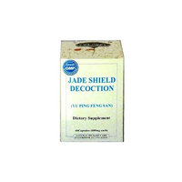 Made In China Jade Shield Decoction (Yu Ping Feng San) 60 Capsules X 3