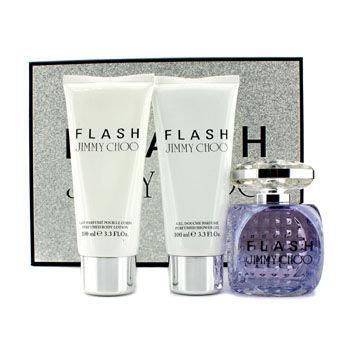 Jimmy Choo Flash Gift Set - edp-bl-sg