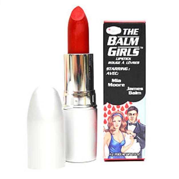 theBalm Girls Lipstick