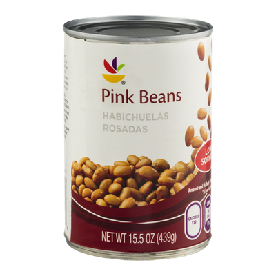 Ahold Pink Beans Low Sodium