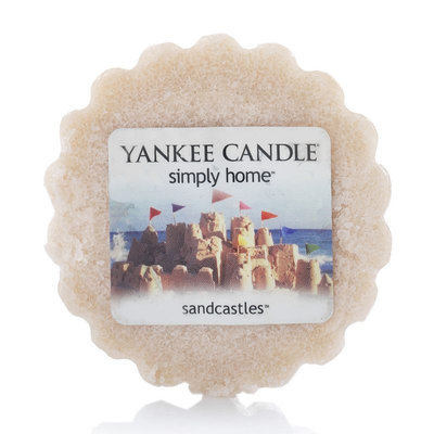 Yankee Candle simply home Sandcastles Tart (Brown)