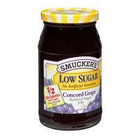 Smucker's Low Sugar Concord Grape Jelly
