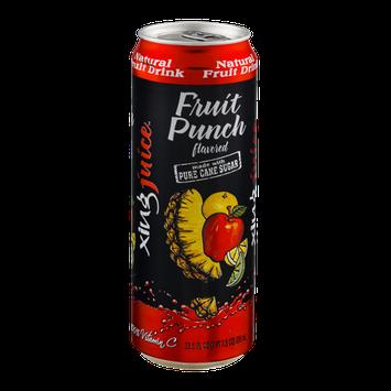 XINGjuice Fruit Punch