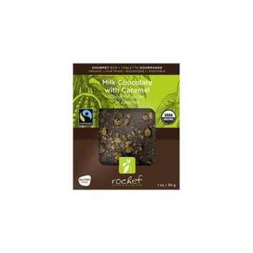 Rochef USA80MCA 80g Milk Chocolate And Caramel Case - 6