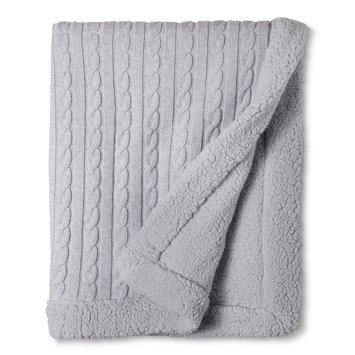 Baby Blanket CIRCO GRY