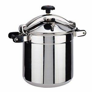 Magefesa Alustar R Aluminum Fast Pressure Cooker 16 Qt.