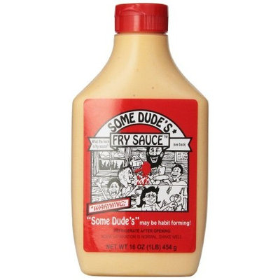 Some Dudes Fry Sauce, 16-Ounce (Pack of 6)