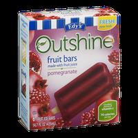 Edy's Outshine Fruit Bars Pomegranate - 6 CT