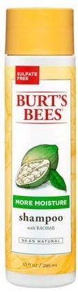 Burt's Bees More Moisture Shampoo