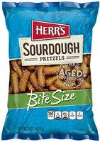 Herr's® Bite Size Sourdough Hard Pretzels