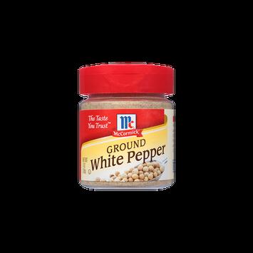 McCormick® White Pepper, Ground