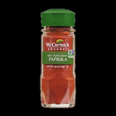 McCormick Gourmet™ Paprika, Hot Hungarian
