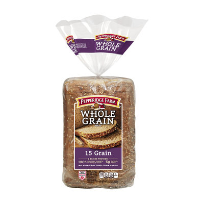 Pepperidge Farm® 15 Grain Bread