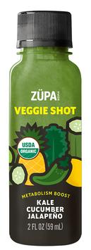 ZÜPA NOMA Kale Cucumber Jalapeño Shot