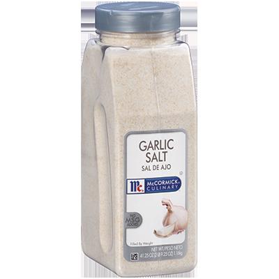 McCormick Culinary® Garlic Salt