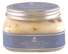 Chocolate Sun Lavender & Vanilla Body Scrub