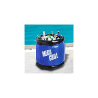 EB Brands 226275 MEGA CHILL Yard Play Large Inflatable Cooler -Holds 40 Cans