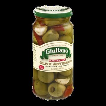 Giuliano Olive Antipasto Italian Style