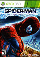 Activision Spider-Man  Edge of Time