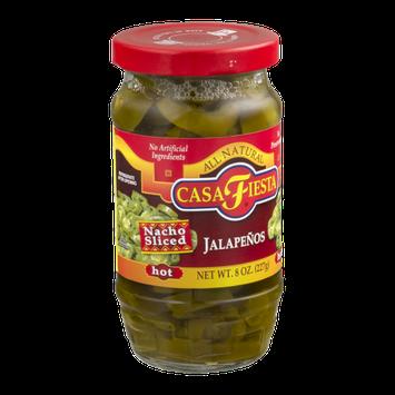 Casa Fiesta Jalapenos Nacho Sliced