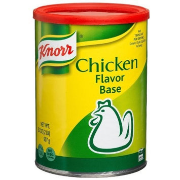 Knorr Chicken (no Msg) Flavor Base, 32-Ounce Units (Pack of 2)