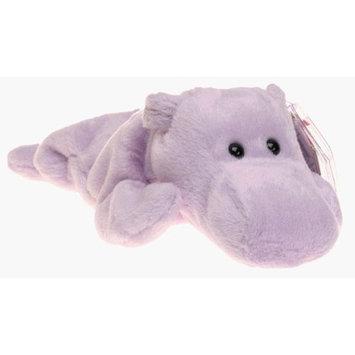 TY Beanie Baby - HAPPY the Hippo