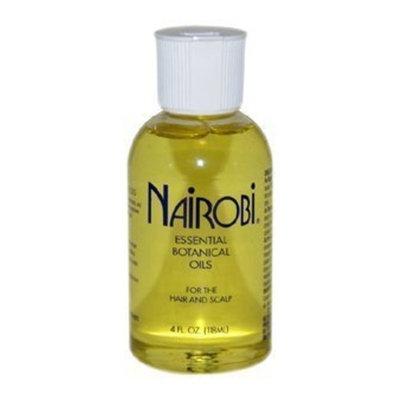 Nairobi Essential Botanical Oil for Unisex, 4 Ounce [4 Ounce]