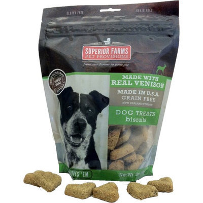 Superior Farms Pet Provisions Biscuits Dog Treats