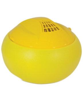 Crane USA Vaporizer, Yellow, 1 ea