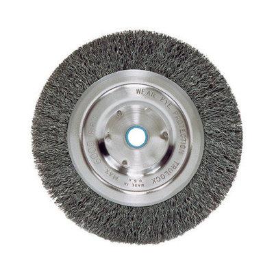 Weiler Bench Grinder Wheels - om-6 .014 5/8-1/26in dia med
