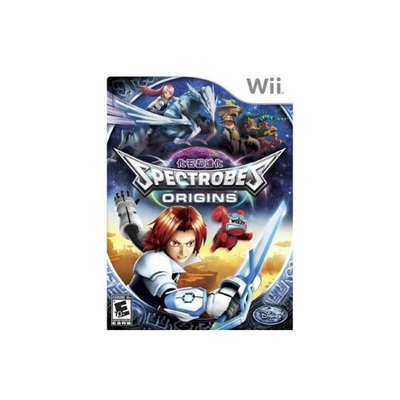 Disney Spectrobes Origins For Nintendo Wii