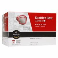 Seattle's Best Coffee K-Cups, House Blend, 10 ea