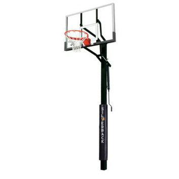 Escalade Sports Silverback SB-60 Basketball System - Black