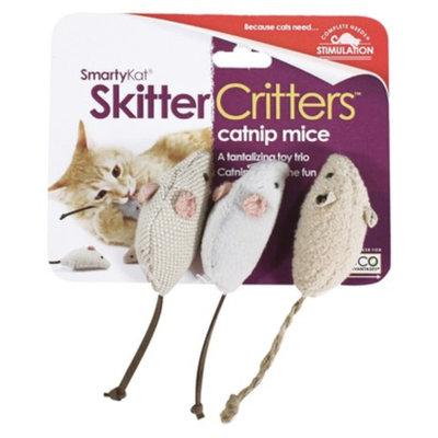 SmartyKat Skitter Critters Cat Toy