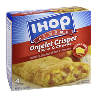 IHOP at Home Bacon & Cheese Omelet Crisper - 4 CT