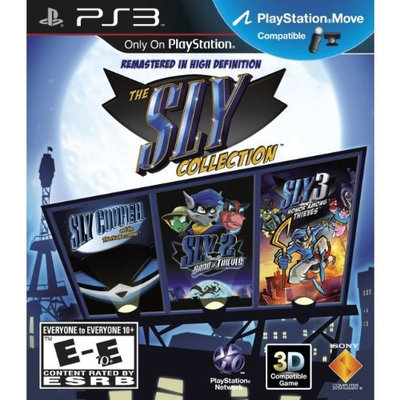 Sony The Sly Collection - PRE-OWNED - PlayStation 3