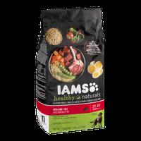 Iams™ Healthy Naturals Adult Lamb + Rice Dog Food