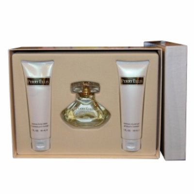 Perry Ellis Gift Set for Women, 3 Pc, 1 ea
