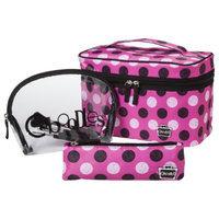 Caboodles Carriers Glamour Guru 'IT' Bag 8 Pieces