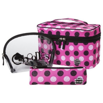 Caboodles Carriers Glamour Guru 'IT' Bag 8 Pieces