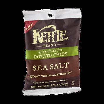 Kettle 40% Reduced Fat Sea Salt Potato Chips