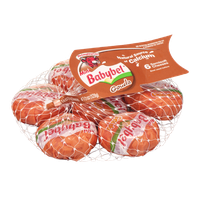 The Laughing Cow Mini Babybel® Gouda - 6 CT