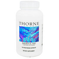 Thorne Research Meriva-500 120 Vegetarian Capsules